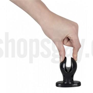 Plug flaxible en forma de ancla