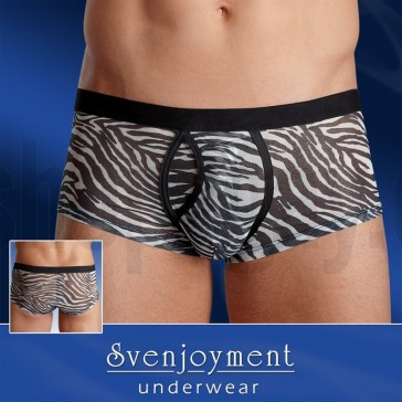 Boxer de tejido fino y elástico