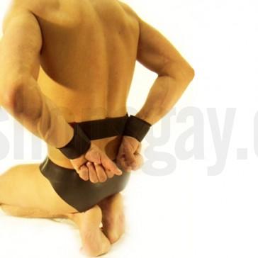 Inmovilizacion manos cinturta