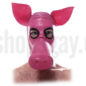 Mascara latex cerdo