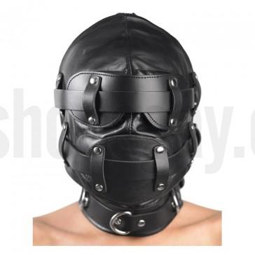 Mascara de aislamiento