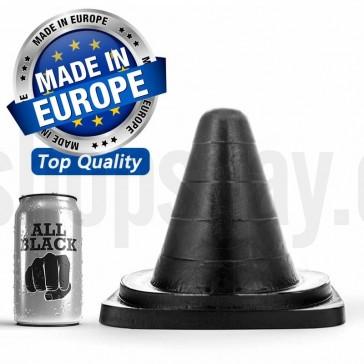 Plug gigante con forma de cono