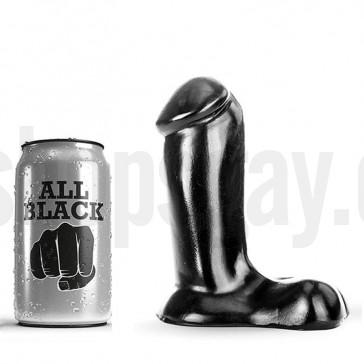 Plug dildo All Black 43