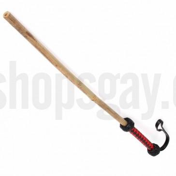 Caña de bambú para spanking