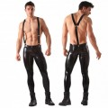 Pantalon Latex Tirantes
