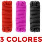 Cuerdas para bondage de 5 metros