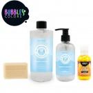 Kit Gel Limpiador de Manos y jabón de marsella