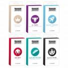 12 Preservativos Secura Kondome