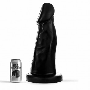 DILDO All Black 38