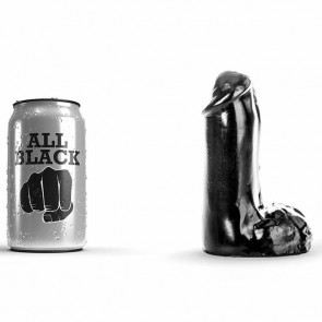 DILDO All Black AB41