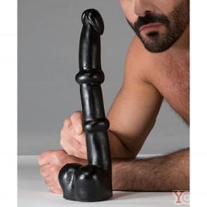 Dildo con bolas anales