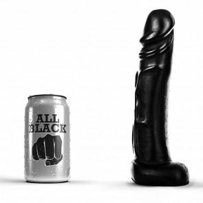 Dildo de vinilo negro AB02