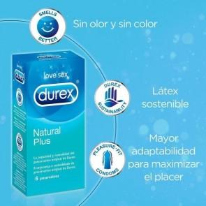 Preservativos Durex