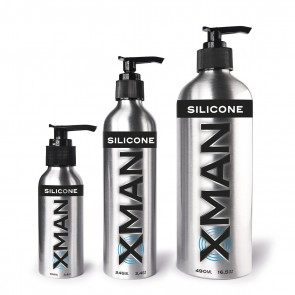 Lubricante silicona XMan hipoalergénico