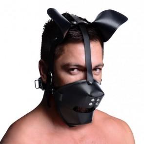 Mascara Perro Mordaza