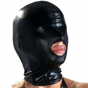 Máscara fetish de aíslamiento