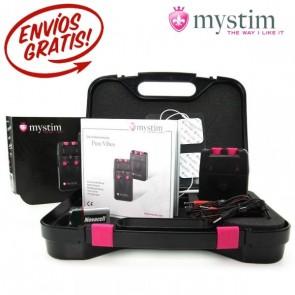Maletin Electro-estimulación sexual