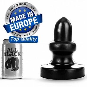 Plug gigante de vinilo All Black 52