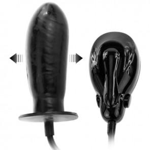Plug hinchable - Anal Probe