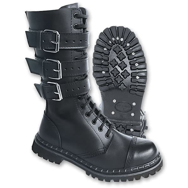 Complementos sexy para hombre, botas militares, calcetas