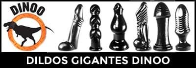 Dildos y plugs gigantes