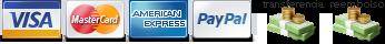 Metodos de pago aceptados