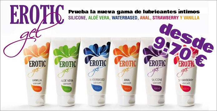 Sex shop gay - lubricantes